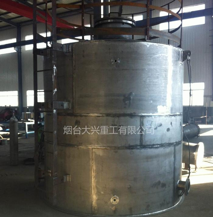 钛合金阳极液储槽