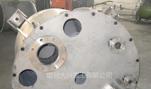 国内钛设备的焊接技术