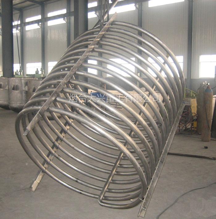 钛盘管蒸发器一般都应用于哪些领域